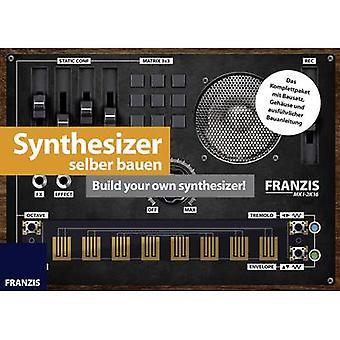 Franzis Verlag 65341 Synthesizer selber bauen Synthesizer montaj kiti 14 yıl ve üzeri