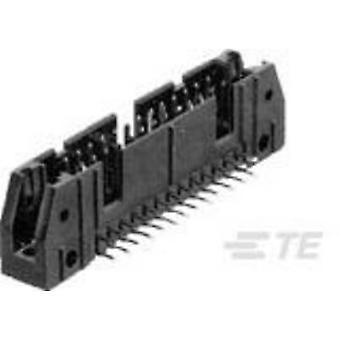 TE Connectivity Pin pasek odstępy kontakt: 2.54 mm całkowita ilość pinów: 26 nr wiersze: 2 1 szt.