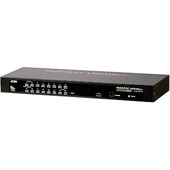 ATEN CS1316-AT-G 16 puertos KVM conmutador VGA USB, PS/2 2048 x 1536 pix