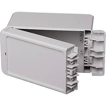 Bopla Bocube B 140809 PC-V0-7035 96013135 Custodia a parete, staffa di montaggio 80 x 151 x 90 Policarbonato (PC) Grigio-bianco (RAL 7035) 1 pc