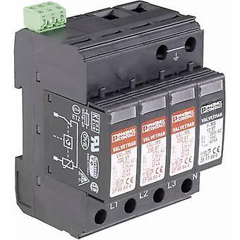 Phoenix kontakt 2838199 val-MS 230/3 + 1 FM Surge skydd överspänningsskydd för: switchboards 20 ka 1 st (s)