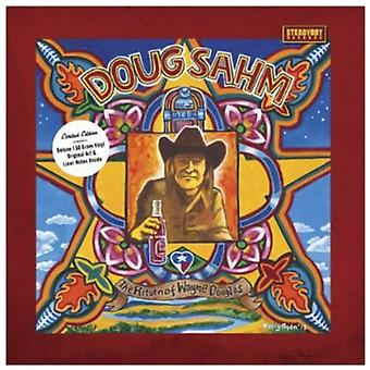 Doug Sahm - Return of Wayne Douglas [Vinyl] USA import