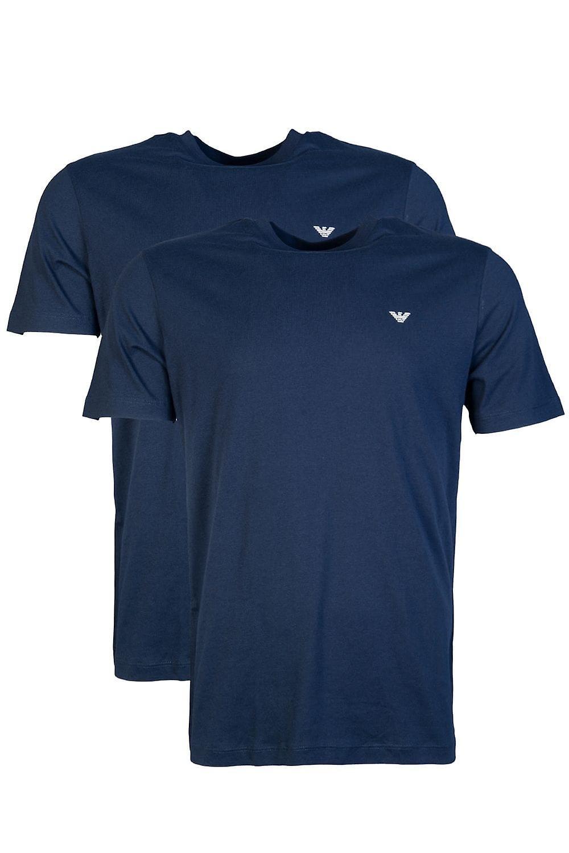 Emporio Armani Round Neck T Shirt 8N1D61 1JPZZ