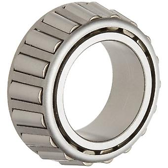 Timken 25592 Tapered Roller Bearing, Single Cone, Standard Tolerance, Straight Bore, Steel, Inch, 1.8125