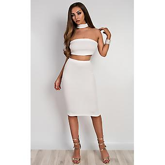 IKRUSH Womens Ofelia Fitted Co-ord