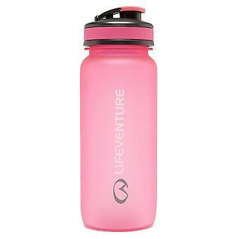 Nieuwe Lifeventure Tritan 650Ml fles Fietsen Running hydratatie water fles roze