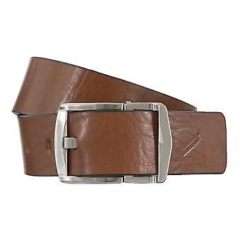 Ceinture en cuir ceintures DANIEL HECHTER ceintures hommes Brown 4849