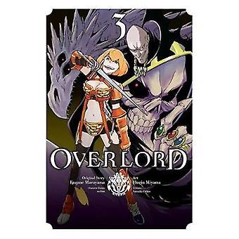 Overlord - Vol. 3 - (Manga) by Kugane Maruyama - Hugin Miyama - so-bin
