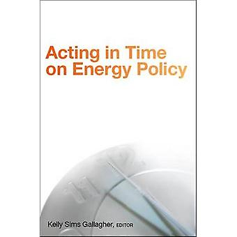 Acting in Time on Energy Policy by Kelly Sims Gallagher - David T. El