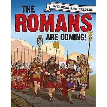 Envahisseurs et Raiders - Romains par Paul Mason - livre 9781445156163