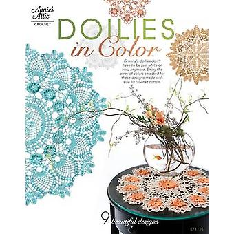 Doilies in Color by Connie Ellison - 9781596353985 Book