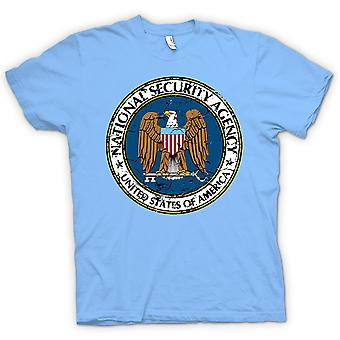 Kids T-shirt - NSA National Security Agency - Conspiracy