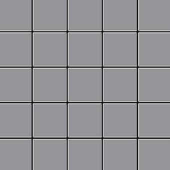Metalowa mozaika ze stali nierdzewnej Alloy Century-S-S-MA