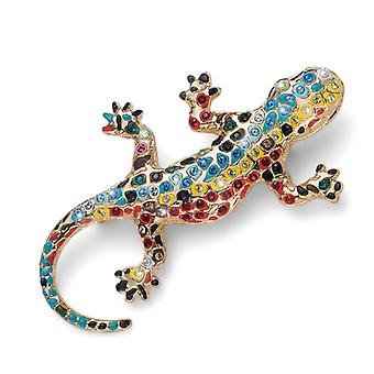 Brooch Gaudi Drac GP multi
