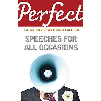 Perfeito discursos para todas as ocasiões por Matt Shinn - livro 9781847947710