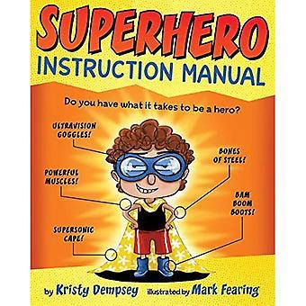 Superhelden-Bedienungsanleitung