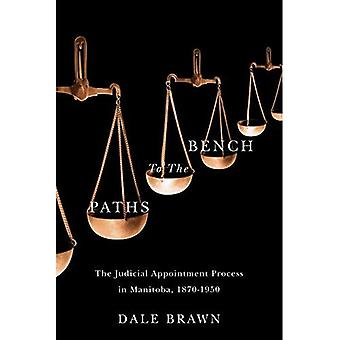 Chemins d'accès à la magistrature (Law and Society Series)