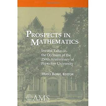 Prospects in mathematics