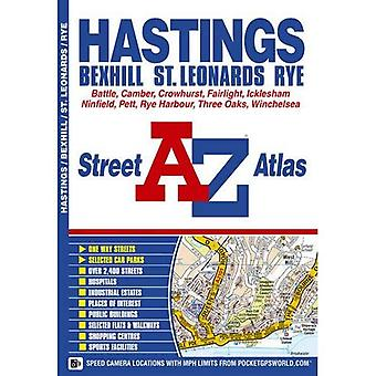 Hastings Street Atlas (A-Z Street Atlas)
