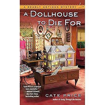Une maison de poupée to Die for (Notions mortelle mystères)