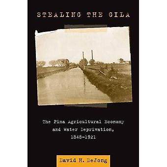 Rubare il Gila: Pima economia agricola e privazione di acqua, 1848-1921