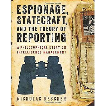 Espionaje, diplomacia y la teoría de la información: un ensayo filosófico sobre la gestión de la inteligencia