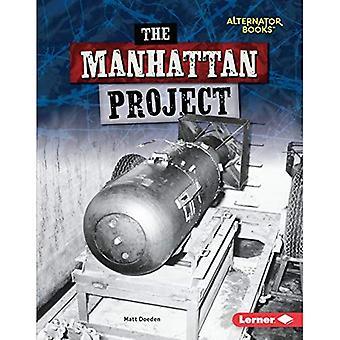 Manhattan-projekti (Heroes toisen maailmansodan (laturi Books (TM)))