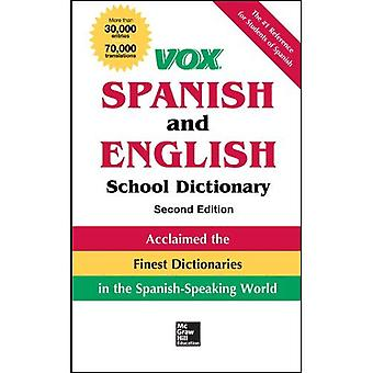 Vox Spanish and English School Dictionary (Vox Dictionaries)