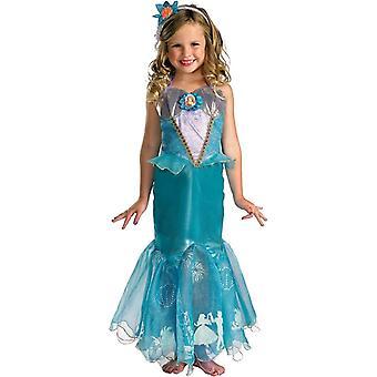 Ariel Disney tyttöjen puku