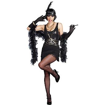 Sequin Flapper Adult Costume