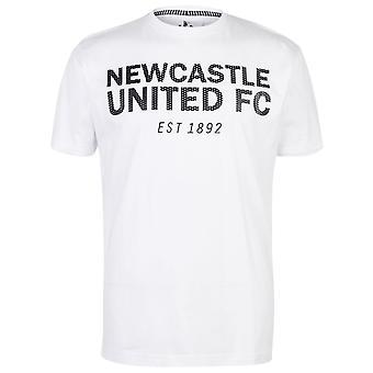 NUFC Mens Est T Shirt