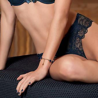 Lise Charmel lingerie Soir de Venise Shorty blue