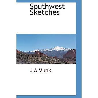 Sørvest skisser av Munk & J A