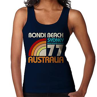 Bondi Beach Retro 77 Women's Vest