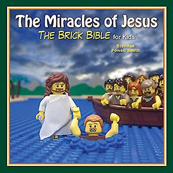 The Miracles of Jesus - The Brick Bible for Kids by Brendan Powell Smi