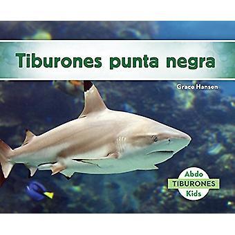 Tiburones Punta Negra (Blacktip Reef Sharks) by Grace Hansen - 978162