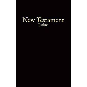 KJV Economy New Testament with Psalms - Illustrated Trade Paper by Ho