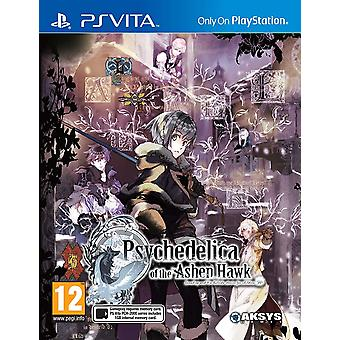 Ashen Hawkin PlayStation PS Vita-pelin psychedelica