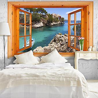 Fototapete - Mediterranean Landscape