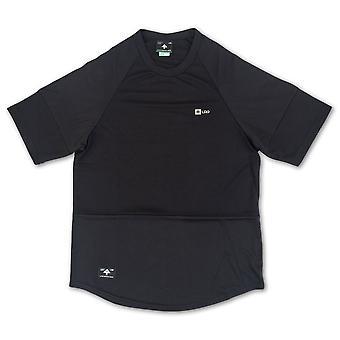 Lrg TreeTech Short Sleeve Raglan T-shirt Black