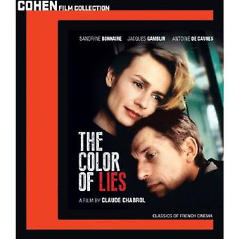 Color of Lies [BLU-RAY] USA import