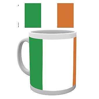 Ireland Flag Boxed Drinking Mug