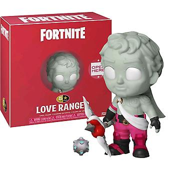 Fortnite Love Ranger 5-Star Vinyl Figure