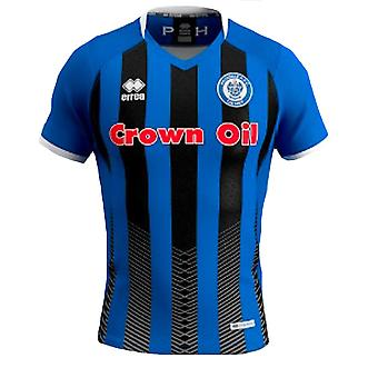 2019-2020 Rochdale Errea Home Football Shirt
