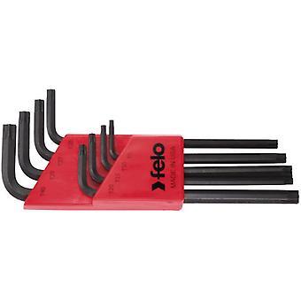 Felo Torx Inbusschlüssel Set 8 Stück (DIY , Tools , Handtools)