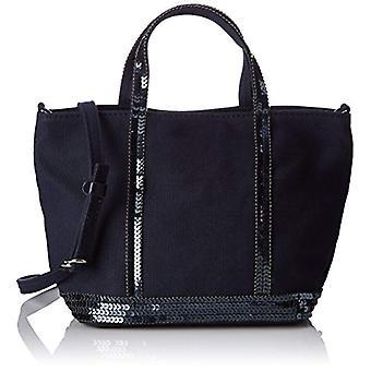 Vanessa Bruno Baby Cabas - Blue Women's Tote Bags (Pyrite) 9.5x17x26 cm (W x H L)