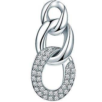 Rafaela Donata - Pendant - Silver Sterling 925 with zircon - Pendant with zircon - Sterling Silver Pendant - Jewelry d'silver - jewelry with zircon - 60800041