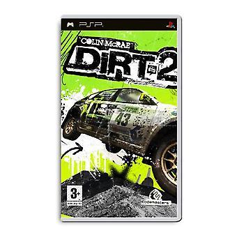 Colin McRae Dirt 2 (PSP) - Uutena