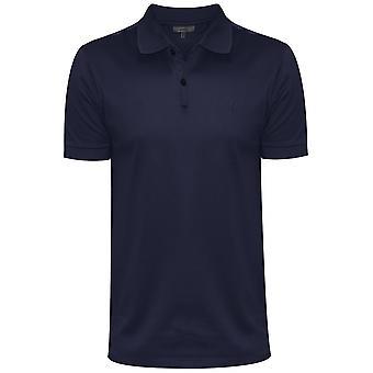 Lanvin Navy Blue L slim fit Piquí © Polo shirt