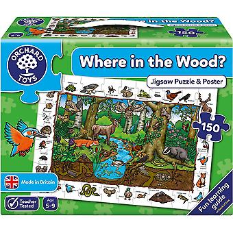 Orchard Toys wo im Wald?